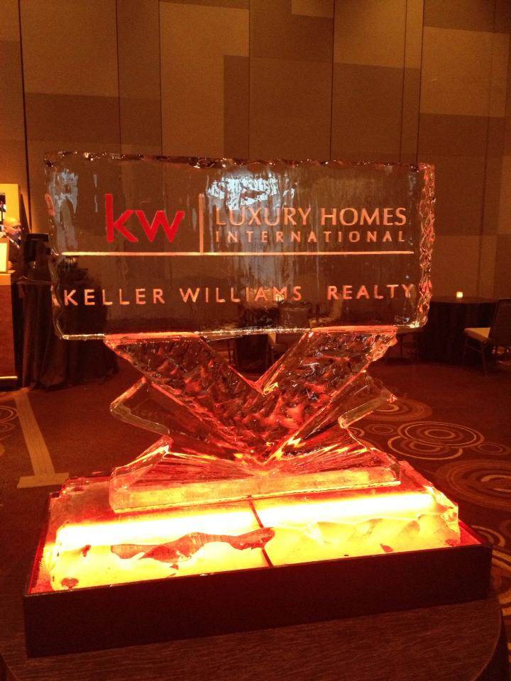 Stevens Van Lines @ the KW Luxury Homes Meeting..VEGAS