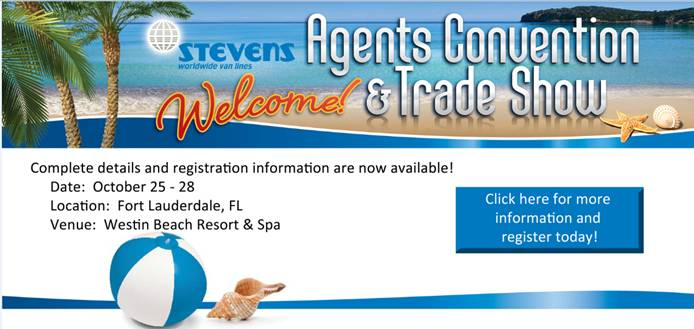 Stevens Convention 2014 announced