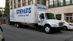 Stevens Truck in Detroit