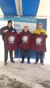 Stevens Team Polar Plunge Detroit