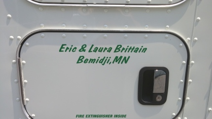 A great Mayflower Driver from MN.