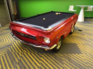 Coolet Pool Table in the world