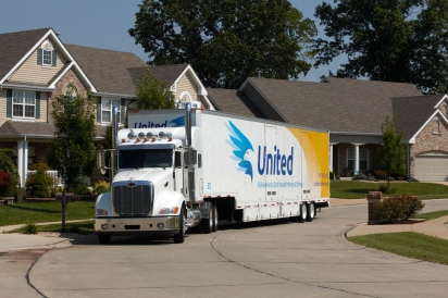 This truck is moving your neighbor, why not you?