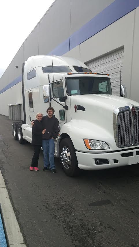 Matt's New Truck